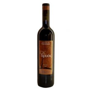 Εκ Δρυός κόκκινο νεμεάτικο κρασί