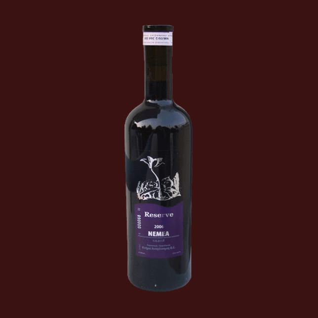 Reserve Κόκκινο Κρασί Νεμέας