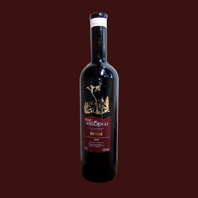 Γλυκό κρασί νεμέας - αγιωργίτικο